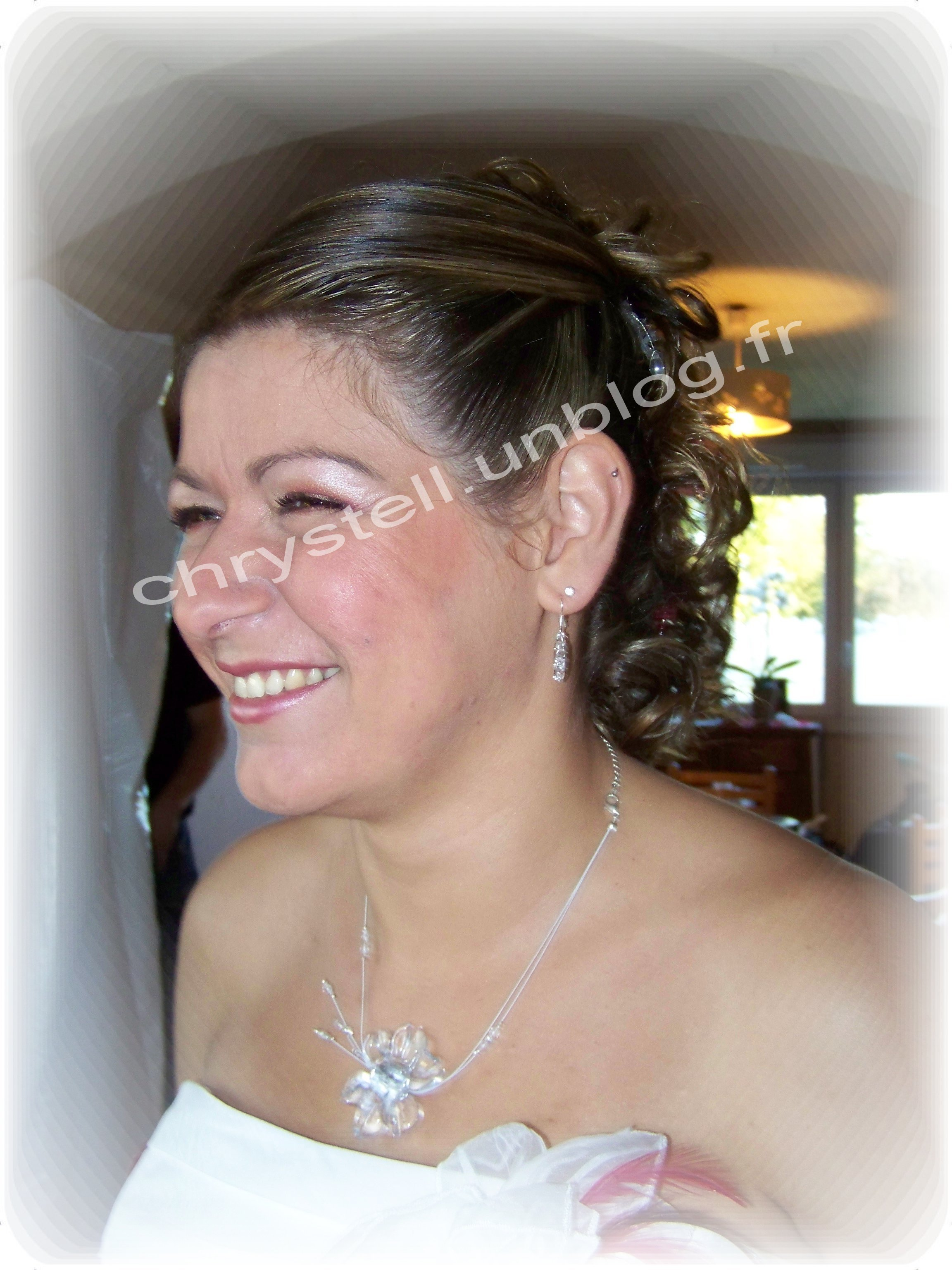 coiffure mariage rouans